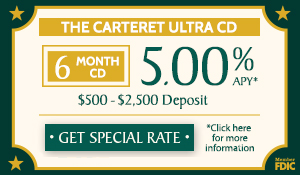 Carteret Ultra CD.
